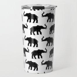 Elephants on Parade Travel Mug