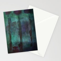 Abstract - Silhouette Stationery Cards
