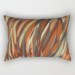 Gum tree bark I Rectangular Pillow
