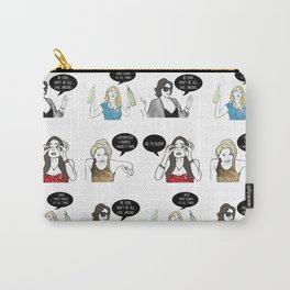 New York Women Carry-All Pouch