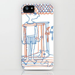 Luka and the Fire of Life iPhone Case