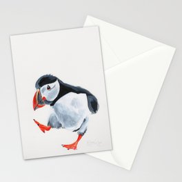 Puffin Babe Stationery Cards