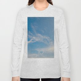 Hummingbird Cloud by Teresa Thompson Long Sleeve T-shirt