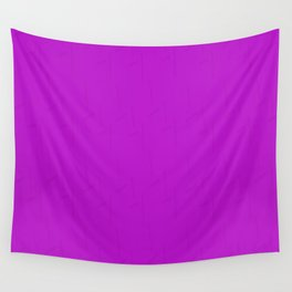 Electric Violet Wall Tapestry