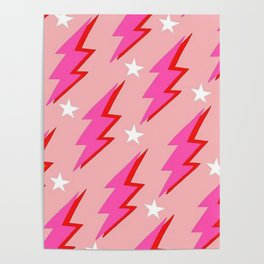 Barbie Lightning Poster