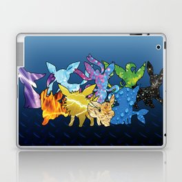"""The Dream Team"" - X & Y Eeveelutions Laptop & iPad Skin"