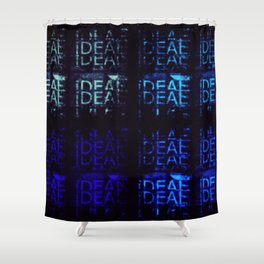 iDeal - Blue Steel - iDeal Multi-layer Shower Curtain