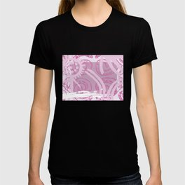 a little tengrianism in pink T-shirt
