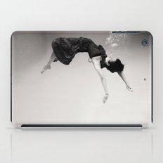A Girl (Underwater) iPad Case