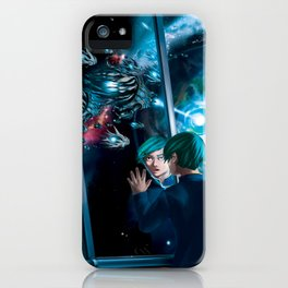 Space opera iPhone Case