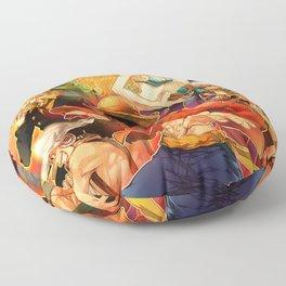 OnePiece Heroes Floor Pillow