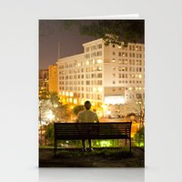 500 days of summer Stationery Cards featuring 500 Days of Summer by Kevin Clark