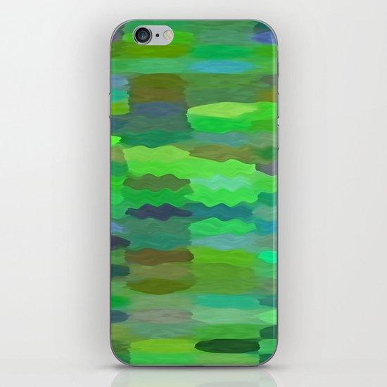 Sea Tones iPhone & iPod Skin