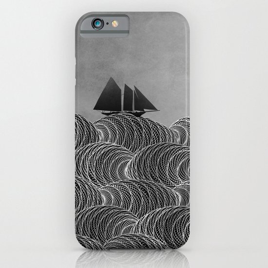 The Ancient Sea iPhone & iPod Case