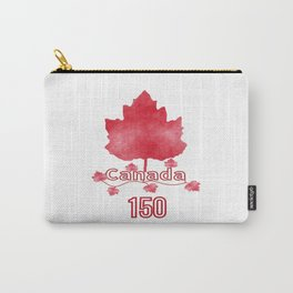 Canada 150 Carry-All Pouch