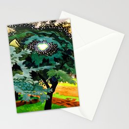 Charles Burchfield Luminous Tree Stationery Cards