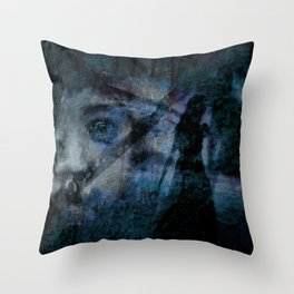 Where do I come from? Throw Pillow