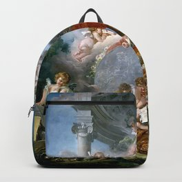 Geniuses of the Arts - Francois Boucher Backpack