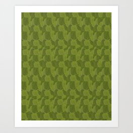 Kratom Love Art Print