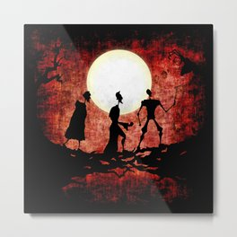 The Tale of the Three Brothers Metal Print