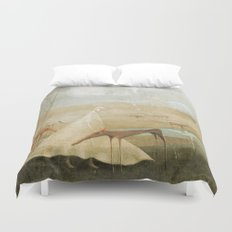 Finding Solace Duvet Cover