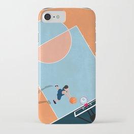 Shoot Hoops #2 iPhone Case