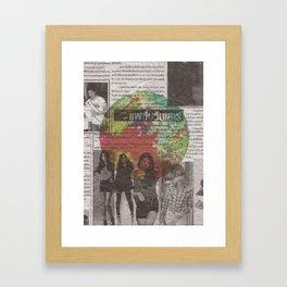 Thai 3 Framed Art Print