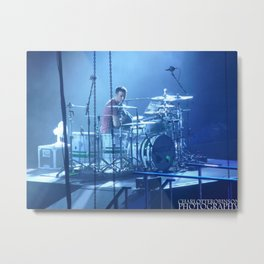 Harry Judd Metal Print
