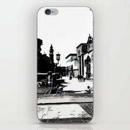 Plaza iPhone Skin