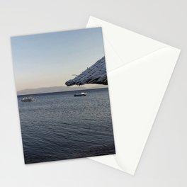 Beach in Turkey Stationery Cards