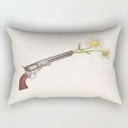 Peacemaker Rectangular Pillow