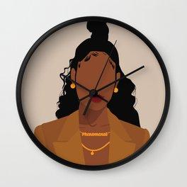 Phenomenal Wall Clock