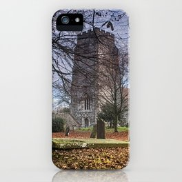 St Martin Aldington iPhone Case