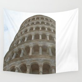 Tower of Pisa Wall Tapestry