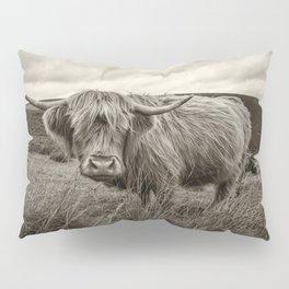 Moo Hair Pillow Sham