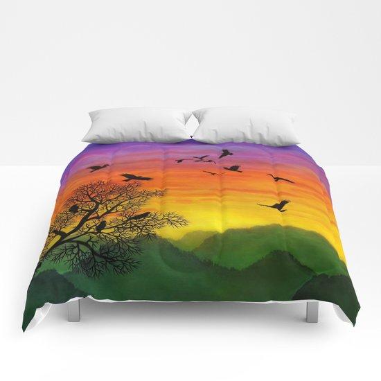 Eagles Comforters