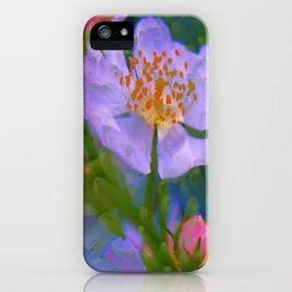 Intoxicating Beauty iPhone Case