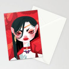 Bitch Please: Sailor Mars Stationery Cards