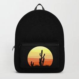 Mexican desert Backpack