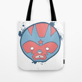 lucha! Tote Bag