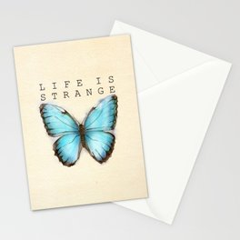 Butterfly Effect Stationery Cards
