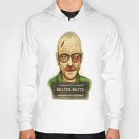 breaking bad Hoodies featuring Breaking Bad. by Lydia Dick