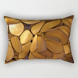 Light Background Rectangular Pillow