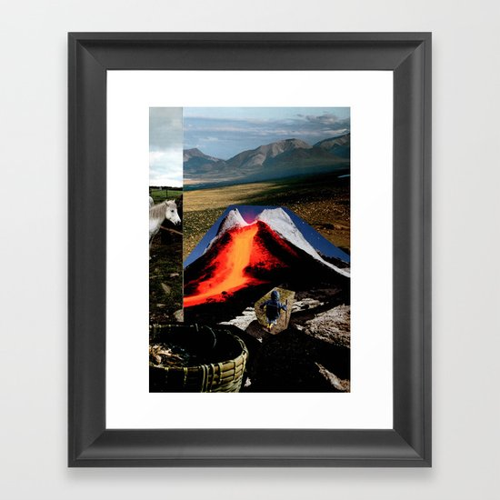 Col3 Framed Art Print