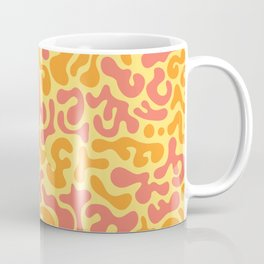 Social Networking (Peaches) Coffee Mug