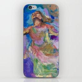 The UnEnding Emuna of Hannah Senesh iPhone Skin