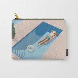 2 COOL 4 POOL Carry-All Pouch