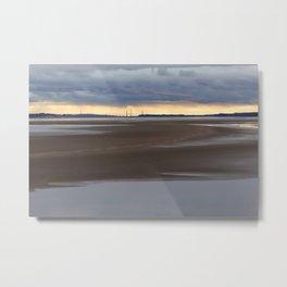 Severn Sunset  Metal Print