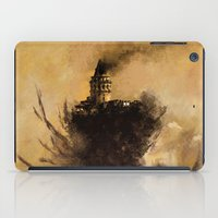 istanbul iPad Cases featuring istanbul  by Atalay Mansuroğlu