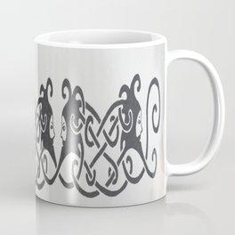 Celtic Man Border Coffee Mug